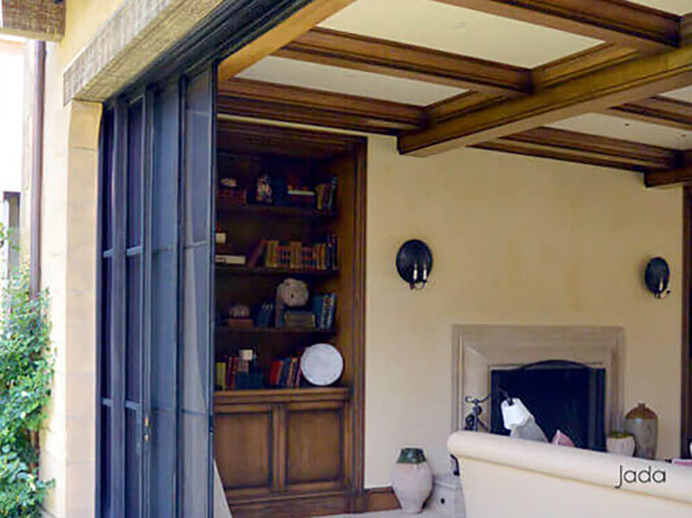 Steel Top Hung Sliding Doors Have A Trolley And Track At The Top Of The Door.  Because The Load Is Carried In The Head, Top Hung Sliders Effortlessly  Glide ...