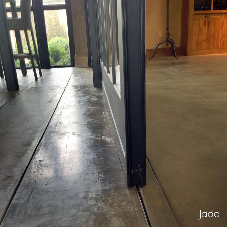 Steel Bottom Roll Sliding Doors Jada