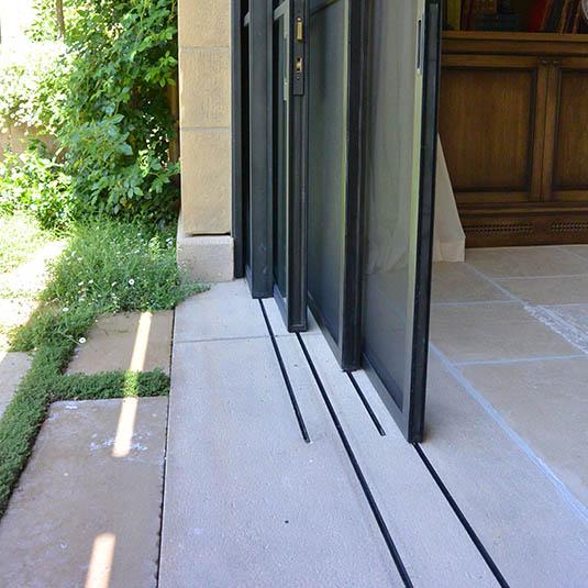 Steel Door Sills Jada