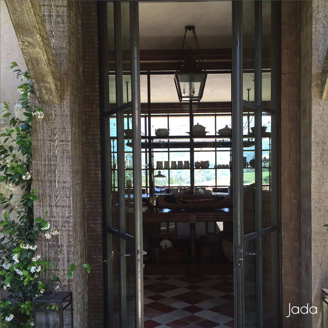 Steel Outswing Doors Jada